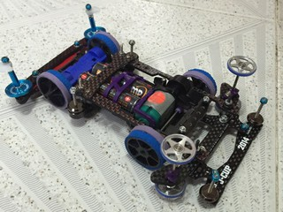 From Hong Kong mini4wd player
